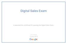digital sales